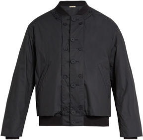 MARNI Reversible and detachable bomber jacket