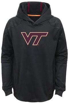 NCAA Boys 4-7 Virginia Tech Hokies Mach Pullover Hoodie