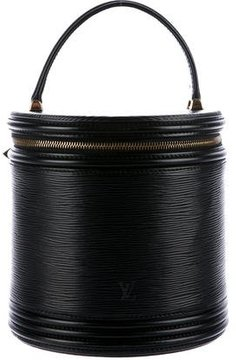 Louis Vuitton Epi Cannes Vanity Case