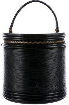 Louis Vuitton Epi Cannes Vanity Case