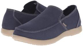 Crocs Santa Cruz Clean Cut Loafer Men's Slip on Shoes
