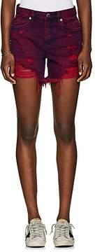 Blank NYC Blanknyc Women's Vintage High-Rise Denim Shorts