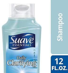 Suave Essentials Shampoo Daily Clarifying
