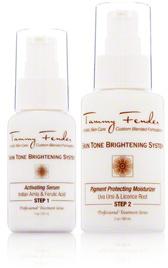 Tammy Fender Skin Tone Brightening System