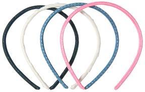 Osh Kosh Baby Girl 4-pk. Basic Skinny Headband Set