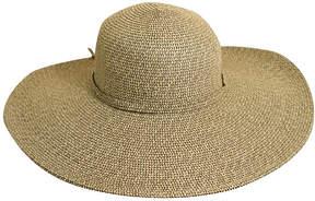 Scala Paper Braid Big Brim Hat