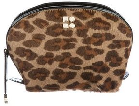 Kate Spade Ponyhair Cosmetic Pouch