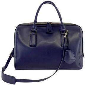 BCBG Max Azria Navy Bowler Convertible Bag