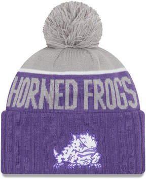 New Era Tcu Horned Frogs Sport Knit Hat
