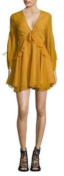 C/Meo CMEO COLLECTIVE Printed Mini Dress