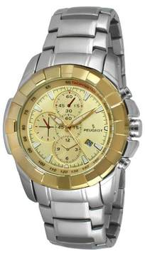 Peugeot Watches Men's Dial Watch- Champagne