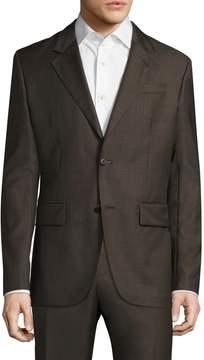 BLK DNM Men's 3 Wool Sportcoat