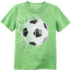 Carter's Baby Boy Soccerball Net Graphic Tee