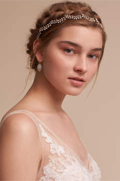 BHLDN Blossoming Vine Headband