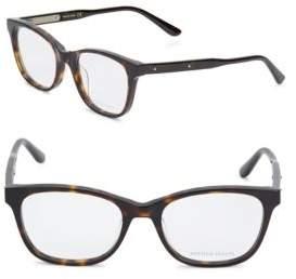 Bottega Veneta 51MM, Cat Eye Optical Glasses