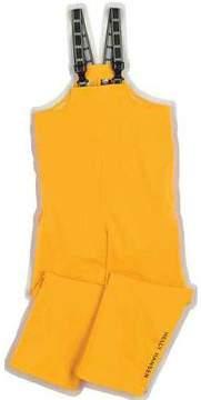 Helly Hansen 70529_310-4XL Rain Bibs, PVC/Polyester, Yellow, 4XL