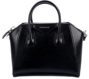 Givenchy Leather Antigona Satchel
