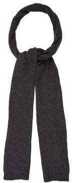 Lanvin Knit Cashmere Scarf