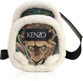 Kenzo Tapestry Jacquard Memento Small Crossbody Bag
