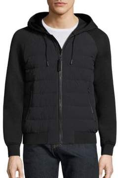 Mackage Hooded Quilt Jacket