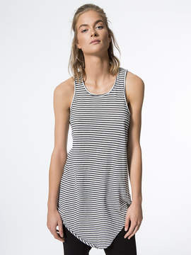 Frank And Eileen Extra-Long Layer Tank