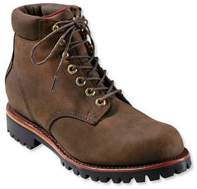L.L. Bean Men's Katahdin Iron Works Boots, Waterproof