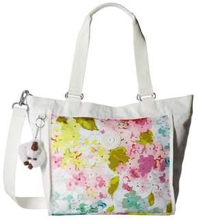 Kipling New Shopper S Bags - LUSCIOUS FLOWER WHITE - STYLE
