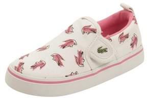 Lacoste Infant Gazon 118 1 Sneaker.