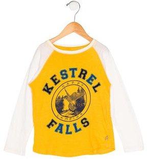 Stella McCartney Boys' Graphic Print Long Sleeve Shirt