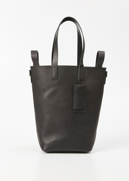Marsell black paraletto bag