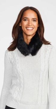 J.Mclaughlin Rayen Faux Fur Collar
