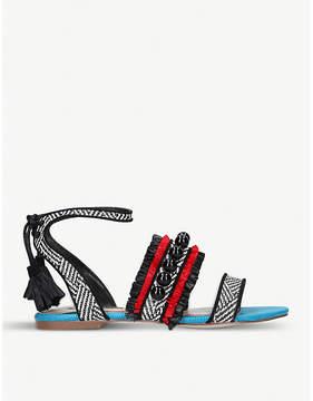 Miss KG Rockie woven sandals