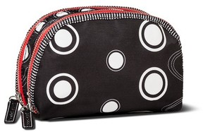 Sonia Kashuk Sonia Kashuk® Double-Zip Cosmetic Bag - Black