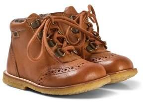 Bisgaard Cognac Smart Boots