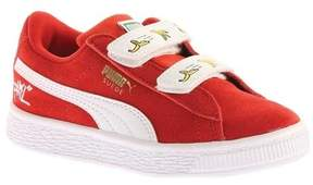 Puma Unisex Children's Minions Suede V PS Sneaker