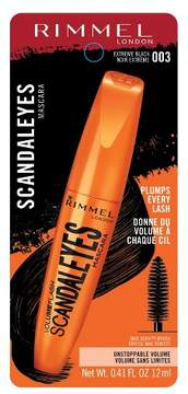 Rimmel ScandalEyes Volume Flash Mascara Extra Black