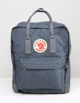Fjallraven Kanken 16L Backpack Dark Gray