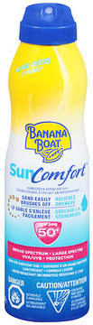 Banana Boat SunComfort Clear Spray Sunscreen, SPF 50+