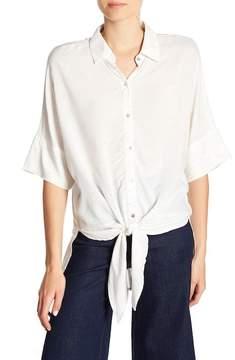 Bobeau B Collection by Laszlo Oversized Shirt