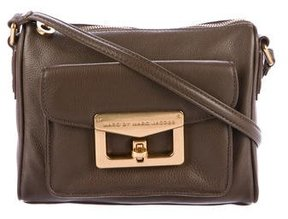 Marc by Marc Jacobs Pebbled Leather Crossbody Bag