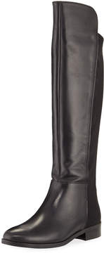Sesto Meucci Pamel Stretch-Back Leather Riding Boot