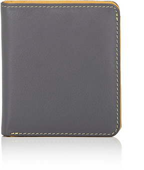 Barneys New York MEN'S COLORBLOCKED WALLET
