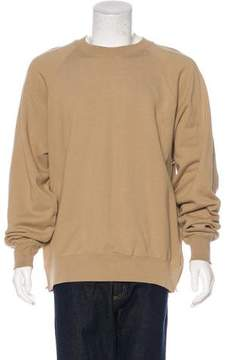 Fear Of God FOG Zip-Accented Sweatshirt