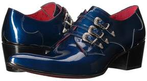 Jeffery West Triple Monk Gibson Men's Shoes