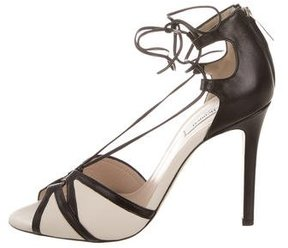 LK Bennett Leather Adriana Sandals w/ Tags