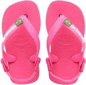 Havaianas Brazil Logo Thong Sandal