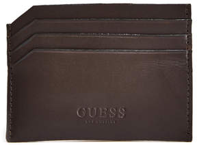 GUESS Jace Color-Blocked Card Case