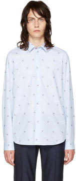 Paul Smith Blue Mini Astronaut Shirt