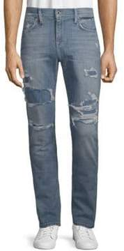 Joe's Jeans Slim-Fit Distressed Jeans