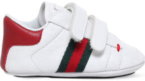 Gucci Baby ace leather trainers 4 months-1 years
